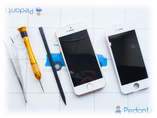 замена стекла iphone 5s павелецкая