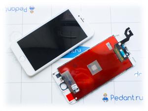 Оперативная замена стекла на iPhone 6s Plus по привлекательной цене