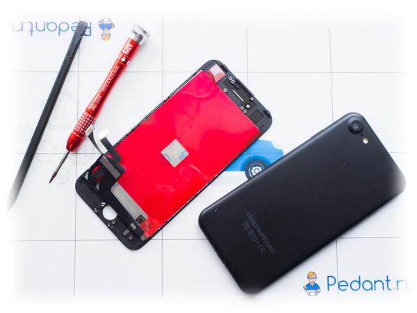 Профессиональная замена стекла на iPhone 7 в 144 сервисах