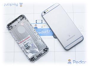 замена заднего корпуса iphone 6